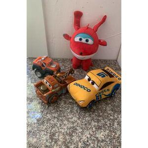 Disney pixar cars lot of 4
